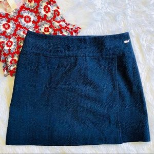 Vineyard Vines Navy Blue Skirt Size 6